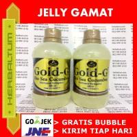 Gold-G 320ml Jelly Gamat / Teripang Cair
