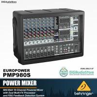 Behringer Europower PMP980S 10 Channel Power Amplifier Mixer Original
