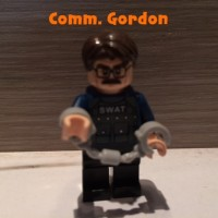 Lego Com Gordon