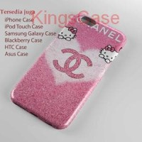 Hello Kitty Chanel Phone Case Semua Type HP