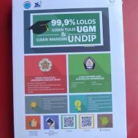 99,9% Lolos Ujian Tulis UGM & Ujian Mandiri UNDIP