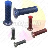 Hand grip Sarung Karet Gas Handfat Ktc / Kitaco Carbon aksesoris motor