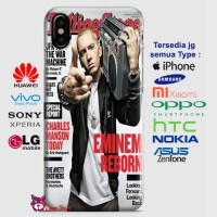Eminem Singer Rapper Rap R&B Phone Case Semua Type HP