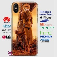Fantastic Mr Fox Phone Case Semua Type HP