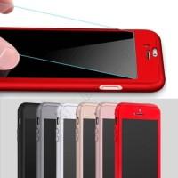 Hardcase Neo Hybrid 360 FREE Tempered Glass Full Case Aman Iphone 7