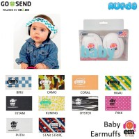 EMS for bub, Earmuff Baby/Bayi Cangkang Putih