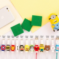 CARTOON Cable Saver/ Cable Protector/ Lightning Saver/ Pelindung Kabel