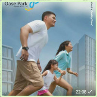 Apartemen OASE PARK (member of LRT CITY)