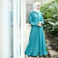Jeddah dress tosca BEST SELLER BAJU MUSLIM