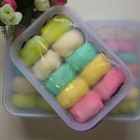 pancake durian isi 10 ( pademangan )
