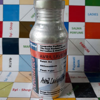 Bibit Parfum AVRIL LAVIGNE FORBIDDEN ROSE Non Alkohol 100ml SEGEL