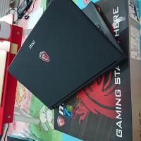 MSI GL62 7RD core I7-7700HQ Nvidia GTX 1050 2GB laptop gaming asus rog
