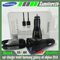 Car Mobil Carger Samsung Galaksi A5 A7 2017 A8 A8Plus Fast Carjing Ori