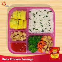 Sosis Ayam Rasa Original dari Ruby kemasan 150gr