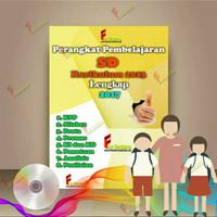 CD Perangkat Pembelajaran SD Kurikulum 2013 Lengkap Revisi 2017