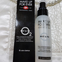 Mist & Fix Makeup Forever Setting Spray