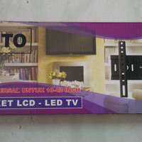Bracket TV LED Kinto 10-42 inch