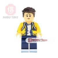 Jual PETER PARKER HOMECOMING XH414 MARVEL SPIDERMAN AVENGERS Lego kw murah Murah