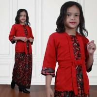 stelan kebaya elnira anak kecil fashion wanita