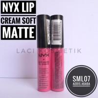 ECER NYX LIP CREAM Soft Matte SML07 Addis ababa
