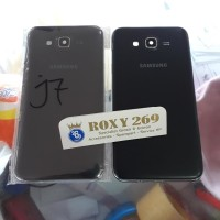Casing HP Samsung J7 J700 - J7 2015 - J700F J700G HITAM Cesing Kesing