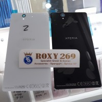 Tutup Hp SONY Xperia Z - Experia Z Backdoor Back-casing Back Case