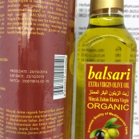 Minyak Zaitun Balsari 250ml Extra Virgin Oil Cold Press - High Quality