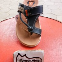 Sandal Anak - Carvil Rembo 821 C Black - Sandal Original Murah