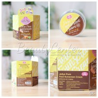 EXSCLUSIVE Jellys Pure Sunscreen Cream Sudah BPOM Original 100