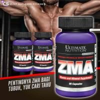 UN Ultimate Nutrition ZMA 90 CAPS ORIGINAL sportindo.com