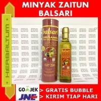 Minyak Zaitun Balsari 250ml Extra Virgin Oil Cold Press