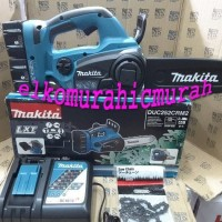 Jual Mesin Cordless Chain Saw Chainsaw Gergaji Baterai Makita DUC252CR