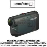 Sony HDR AS50 Full HD Action Cam Garansi Resmi