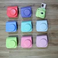 Leather bag Fujifilm instax mini 8 / mini 9 Pouch 8s Tas kamera