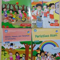 Buku Tematik Kelas 1 SD k13 revisi 2017 Kemendikbud