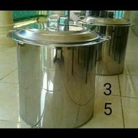Harga dandang sekat mie ayam stainlles tong bakmi panci soto sop baso | antitipu.com