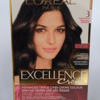 L'Oreal Paris Excellence Creme 3 Dark Brown