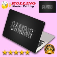 Garskin Skin Laptop Gamer 5 Stiker Laptop