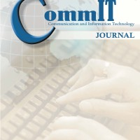 Journal CommIT Vol. 11 No. 2 (2017)