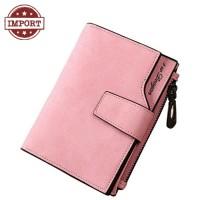 Dompet Wanita Import Pendek Lipat Kartu Koin Murah 4151Korea Style
