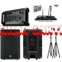 Harga murah paket sound system yamaha 15 inch original | Pembandingharga.com