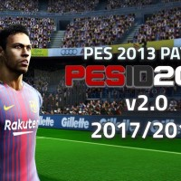 Pes 2013 Plus Update 2017/2018 Patch 3 PC Laptop