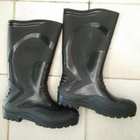sepatu boots safety panjang karet mitzuno boot BEST SELLER