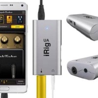 Irig Ua Universal Guitar Interface For Android