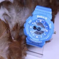 BABY G GA 110 LIGHT BLUE