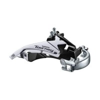 Front Derailleur Shimano Tourney Afd Sepeda-Ty500-Tsm6 42T Top Swing