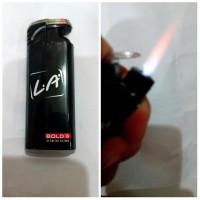 Korek Api gas model rokok L.A. Lights Djarum geretan Lighter LA Light