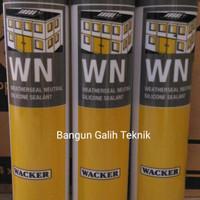 WACKER WN Silicone Sealant GREY