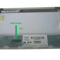 Layar LED LCD Asus EEE PC R101 R101D R101D-EU17 Series 10140STD