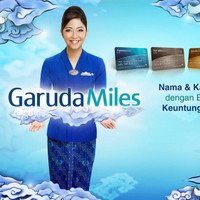 Garuda Indonesia Miles Mileage Tiket Murah GFF